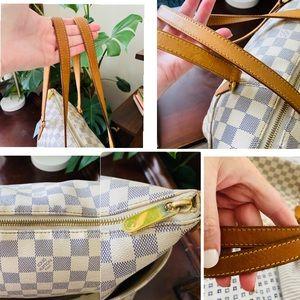 Louis Vuitton Bags - LOUIS VUITTON totally MM damier azur tote bag